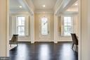 Beautiful Foyer - 20650 HOLYOKE DR, ASHBURN
