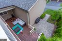Views From Balcony off Master Bedroom - 20650 HOLYOKE DR, ASHBURN