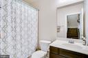 Full Bathroom in Basement - 20650 HOLYOKE DR, ASHBURN