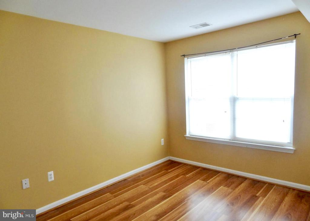 Bedroom 2.  Lots of light and large closets. - 501 CONSTELLATION SQ SE #C, LEESBURG