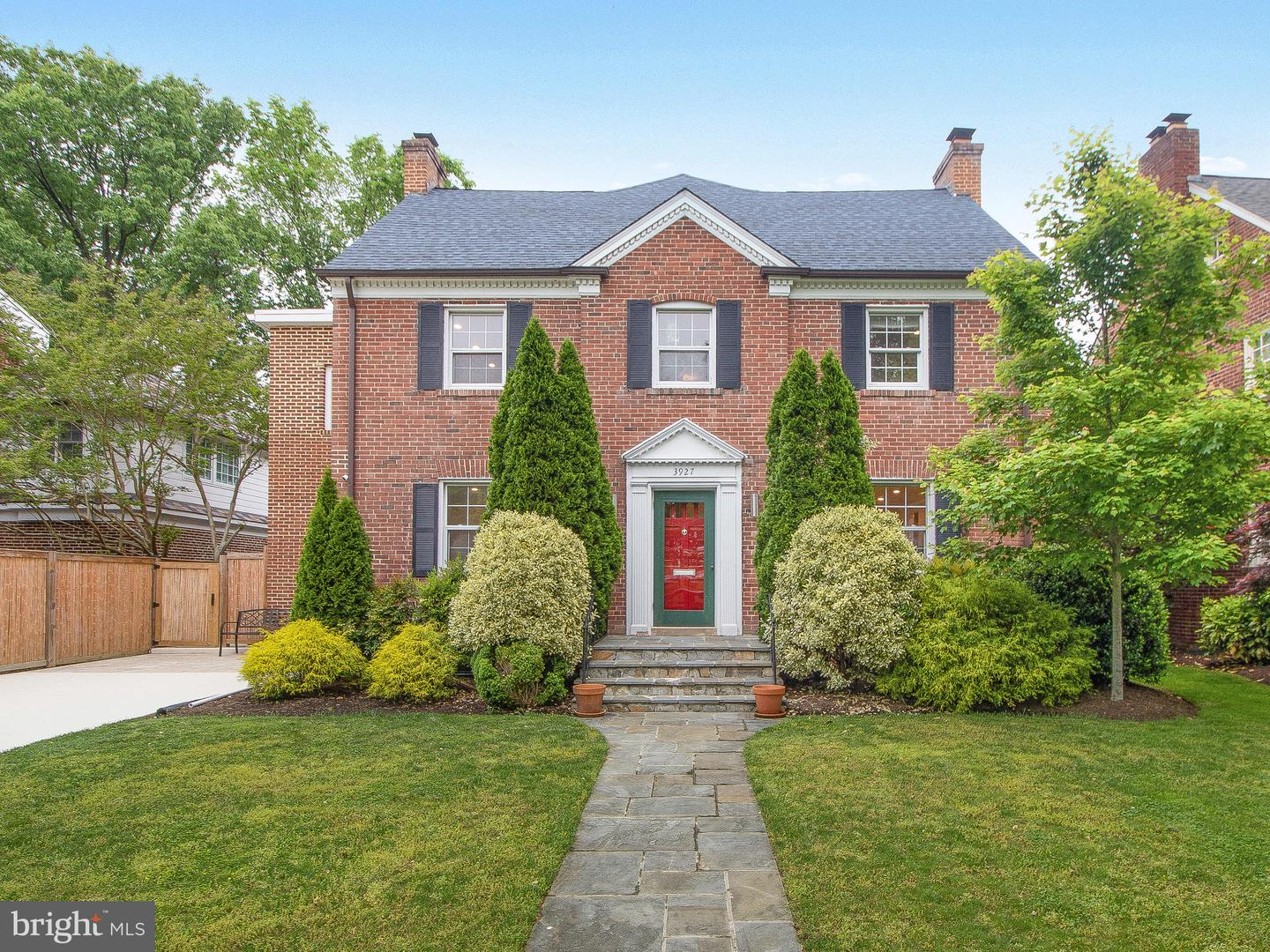 3927 OLIVER STREET, CHEVY CHASE, Maryland