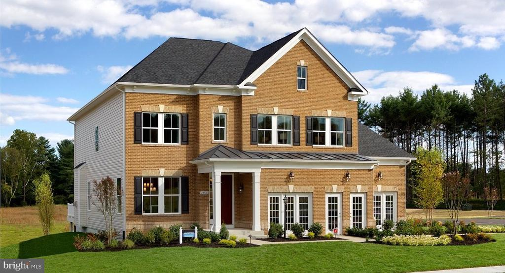 Exterior - 42804 SOUTHER DR, CENTREVILLE