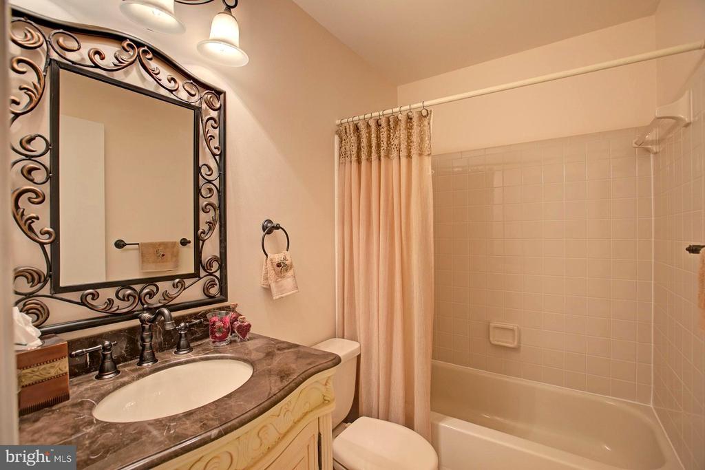 Upper bathroom - 2082 LAKE AUDUBON CT, RESTON