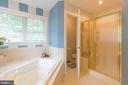Standalone shower and water closet - 32 MONUMENT DR, STAFFORD