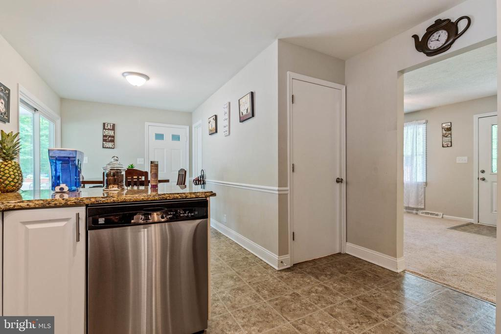 Easy Access To Living Room And Dining Area! - 135 JOSHUA RD, STAFFORD