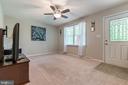 Cozy Living Room! - 135 JOSHUA RD, STAFFORD
