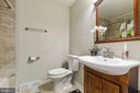 Updated Hallway Bathroom! - 135 JOSHUA RD, STAFFORD