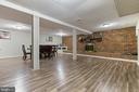 Spacious Family Room For Your Enjoyment! - 135 JOSHUA RD, STAFFORD
