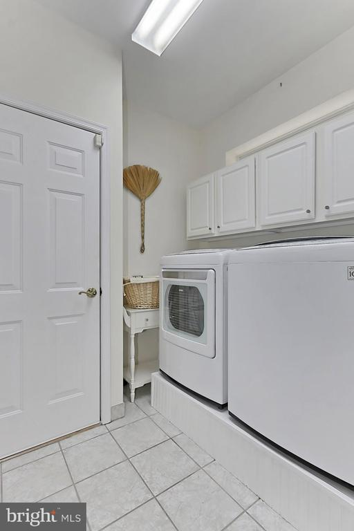 Laundry Room - 10627 TIMBERIDGE RD, FAIRFAX STATION