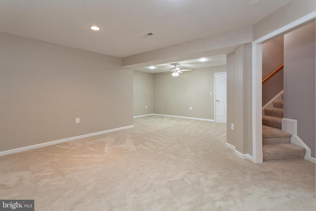 Finished Basement - 894 STATION ST, HERNDON