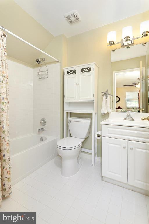 In-law Suite Full Bathroom - 894 STATION ST, HERNDON