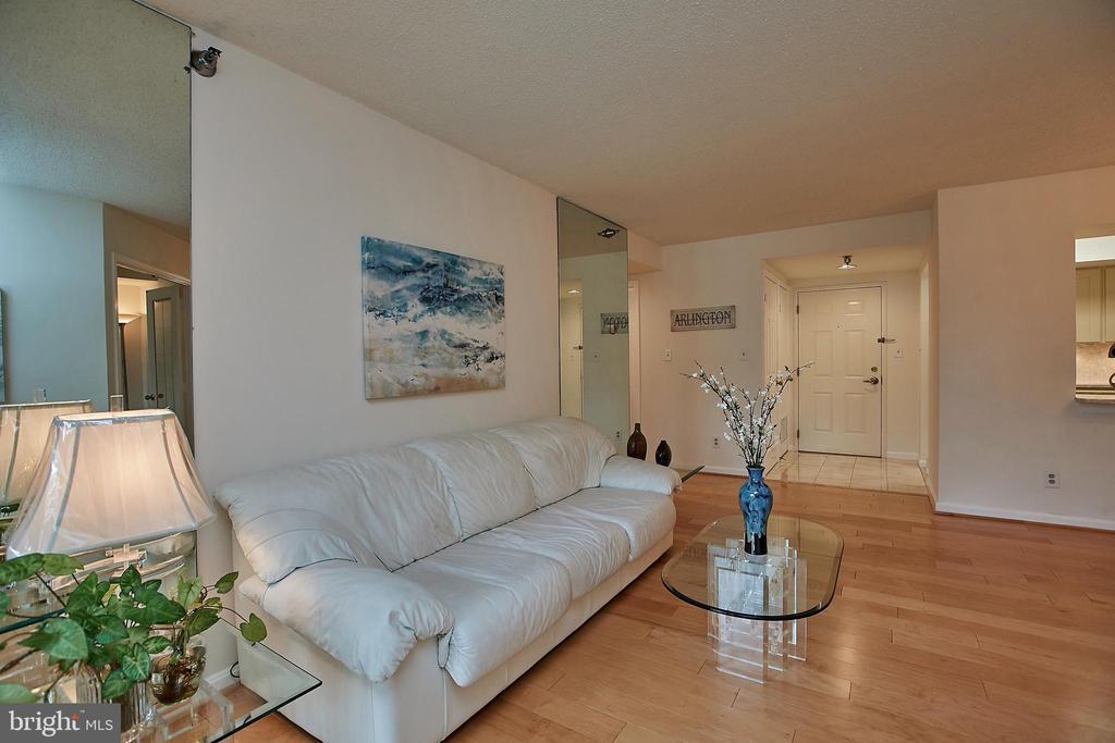 Wonderful living space - 2400 CLARENDON BLVD #203, ARLINGTON