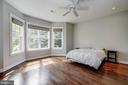 Lower Level Bedroom - 5211 CARLTON ST, BETHESDA