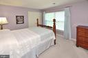 3RD BEDROOM - 6704 DONEGAN CT, ALEXANDRIA