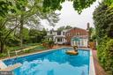 Enjoy private pool with diving board - 5508 DEVON RD, BETHESDA