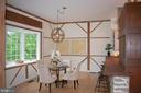 nice bay window looks into large field - 37354 JOHN MOSBY HWY, MIDDLEBURG