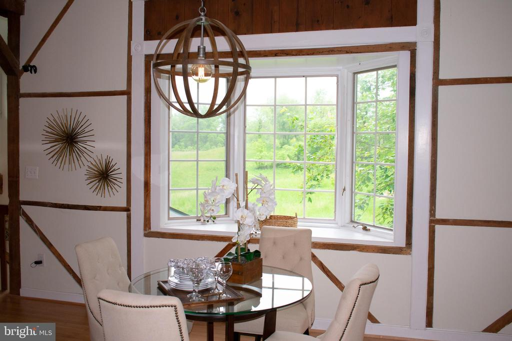 view out bay window - 37354 JOHN MOSBY HWY, MIDDLEBURG