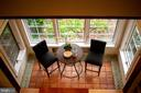eat in kitchen area - 37354 JOHN MOSBY HWY, MIDDLEBURG