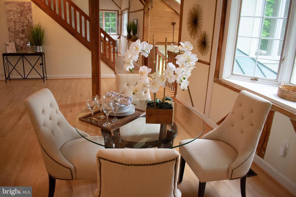 Dining room - 37354 JOHN MOSBY HWY, MIDDLEBURG