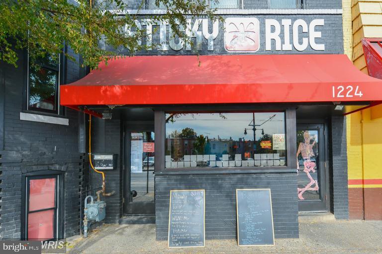 Too many restaurants to list! - 715 K ST NE #2, WASHINGTON