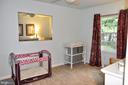 BEDROOM #2 - 9770 MAIN ST, FAIRFAX