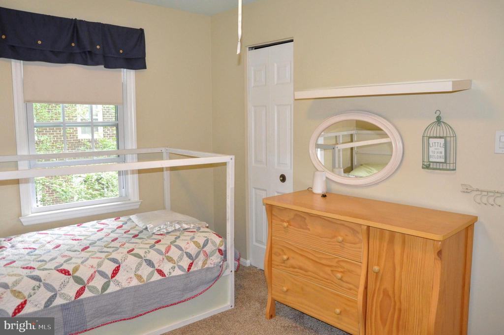 BEDROOM #3 - 9770 MAIN ST, FAIRFAX
