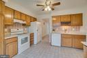 Lovely Corian Counters and Ceramic Tile Floors - 12090 WINONA DR, WOODBRIDGE