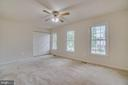 Bright and Beautiful Master Bedroom - 12090 WINONA DR, WOODBRIDGE