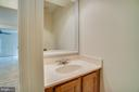 Half Bath on Main Level - 12090 WINONA DR, WOODBRIDGE