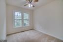 Upstairs Bedroom with New Carpet and Paint - 12090 WINONA DR, WOODBRIDGE