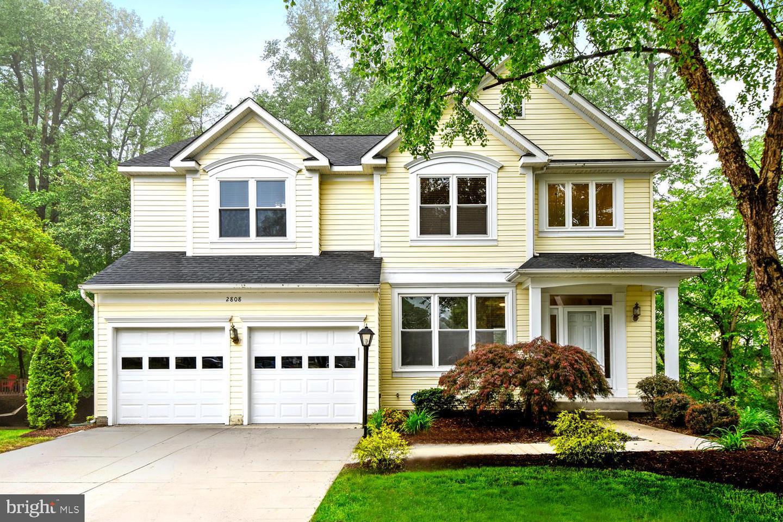 Single Family Homes 为 销售 在 Crofton, 马里兰州 21114 美国