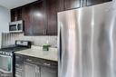 Stainless steel appliances - 4704 BROOKS ST NE, WASHINGTON