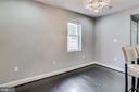 Dining room - 4704 BROOKS ST NE, WASHINGTON