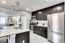 Granite countertops - 4704 BROOKS ST NE, WASHINGTON