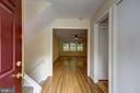 Foyer - 8623 APPLETON CT, ANNANDALE