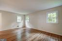 Master Bedroom Upper Level 1 View 2 - 8623 APPLETON CT, ANNANDALE