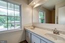 Upper Level 2 Bathroom - 8623 APPLETON CT, ANNANDALE