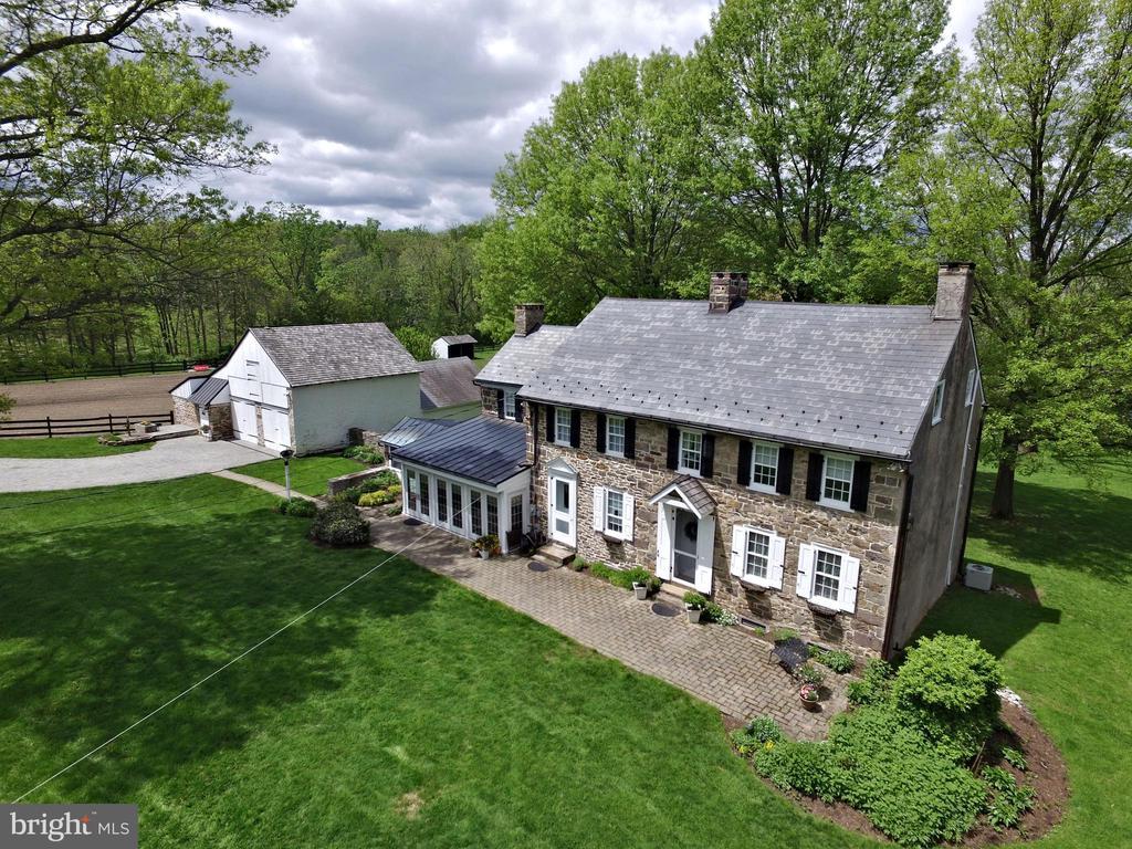 3703  CHURCH SCHOOL ROAD, Doylestown, Pennsylvania