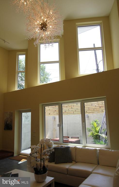 Southern facing  ultra energy efficient windows - 525 MONTANA AVE NE #B, WASHINGTON