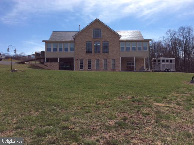 Single Family Homes 용 매매 에 Baker, 웨스트버지니아 26801 미국