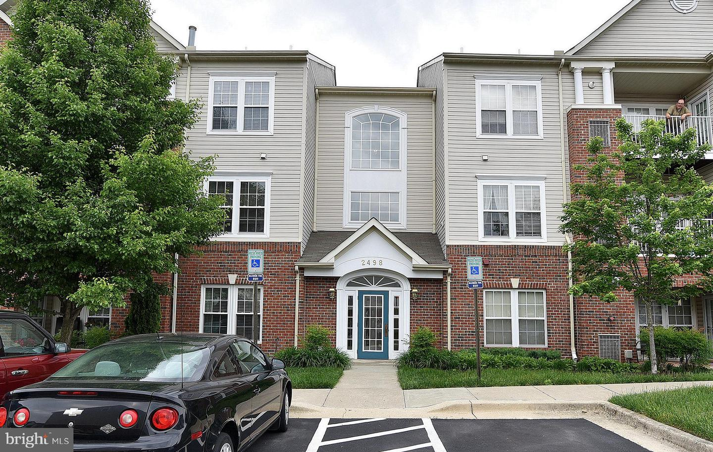 Single Family for Sale at 2498 Amber Orchard Ct E #103 2498 Amber Orchard Ct E #103 Odenton, Maryland 21113 United States