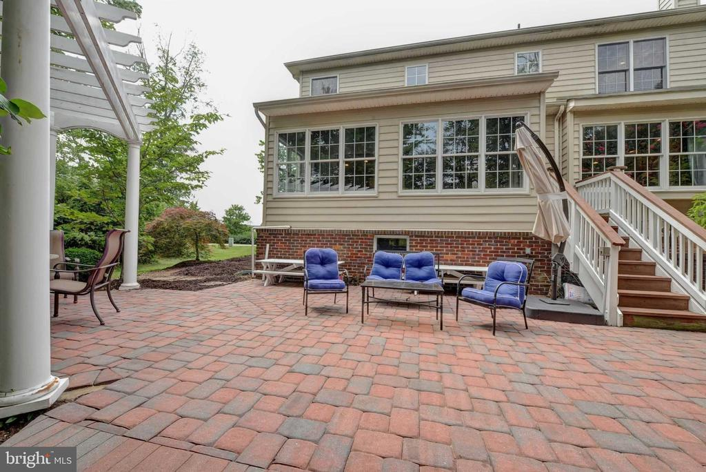 Enjoy nature on your spacious patio! - 20305 MEDALIST DR, ASHBURN
