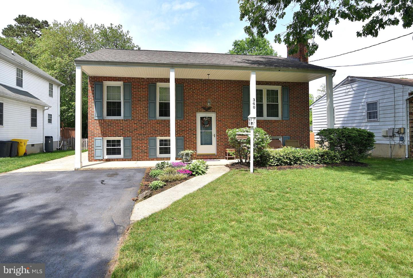 Single Family for Sale at 340 South Dr 340 South Dr Severna Park, Maryland 21146 United States