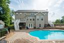 38 x 16 Salt Water Pool with Loveseat Cut Out - 60 TURNSTONE CT, STAFFORD
