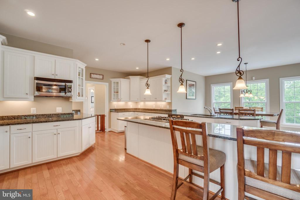 Hardwood Flooring and Stainless Steel Appliances - 60 TURNSTONE CT, STAFFORD