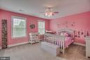 Bedroom #3 (Upper Level) - 60 TURNSTONE CT, STAFFORD