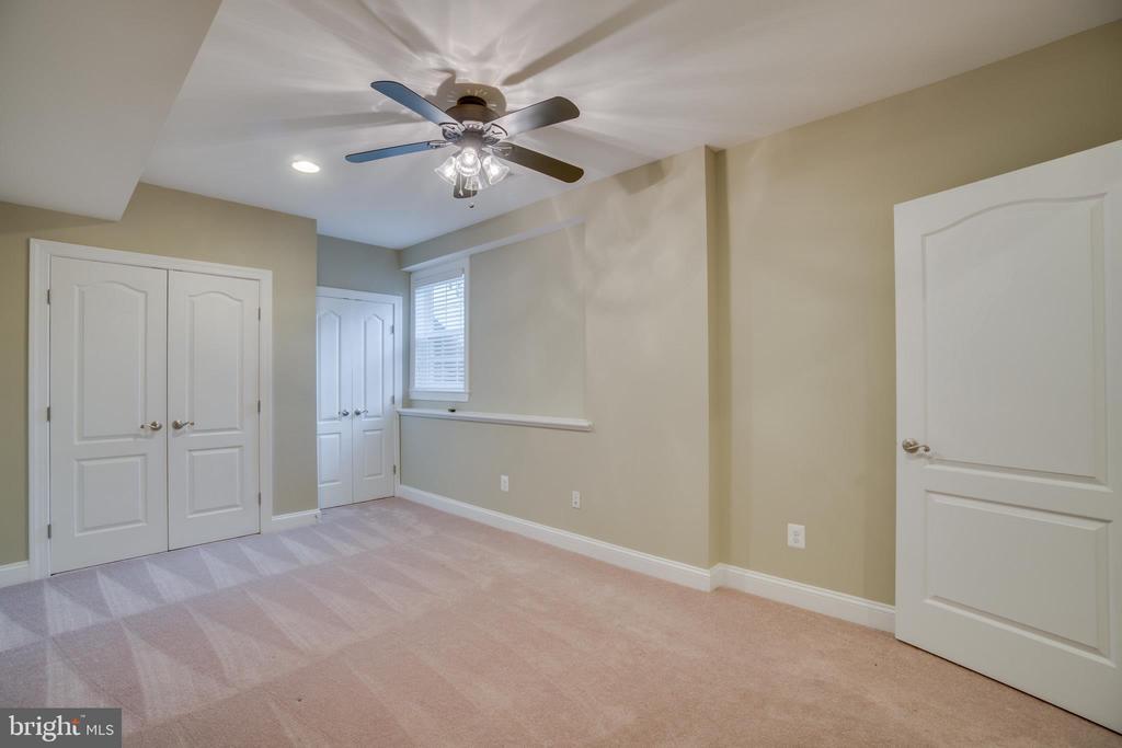 Bedroom #5 (Basement. NTC) - 60 TURNSTONE CT, STAFFORD