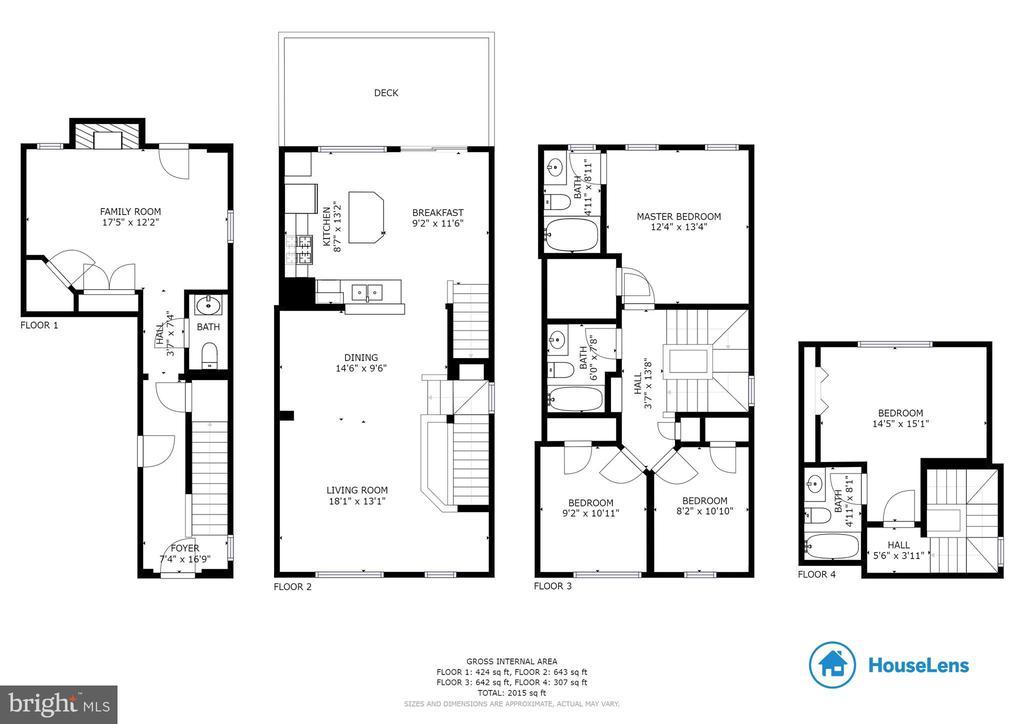 Floorplan - 3511 ELLERY CIR, FALLS CHURCH