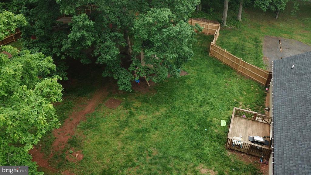 Aerial View - 2 - 7187 COVINGTONS CORNER RD, BEALETON