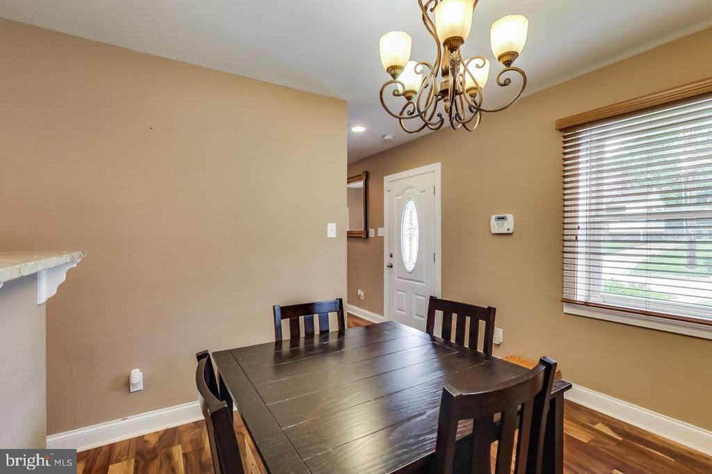 Dining Room - 2700 FAIRLAWN ST, TEMPLE HILLS